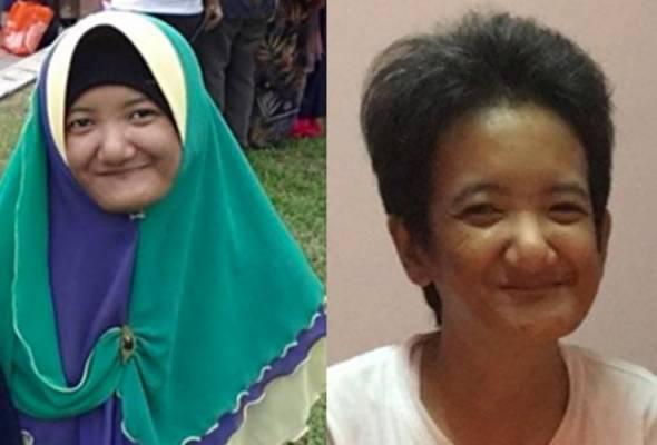 Wanita OKU hilang, keluarga mohon bantuan orang ramai