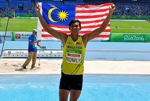 Paralimpik Rio 2016: 7 fakta yang anda perlu tahu tentang Latif Romly