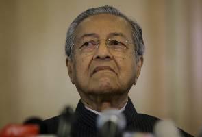 Apa yang Puad Zarkashi tahu? - Tun Mahathir