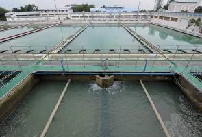 Loji rawatan air Semenyih terpaksa ditutup semula