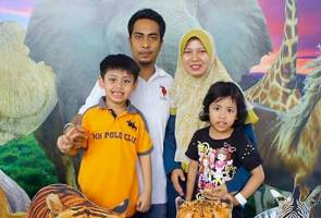Go-kart mishap: Victim's wife recalls tragic moment