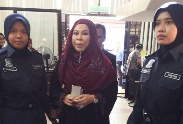 Datuk Seri Vida didakwa gagal bayar GST