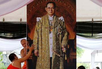 King Bhumibol is dead