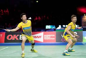 V Shem-Wee Kiong fail to make it to semis of Singapore Open