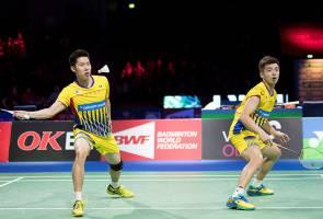 Denmark Open: V Shem/Wee Kiong reach final