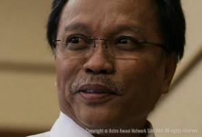 Shafie Apdal will be called up if needed - MACC chief