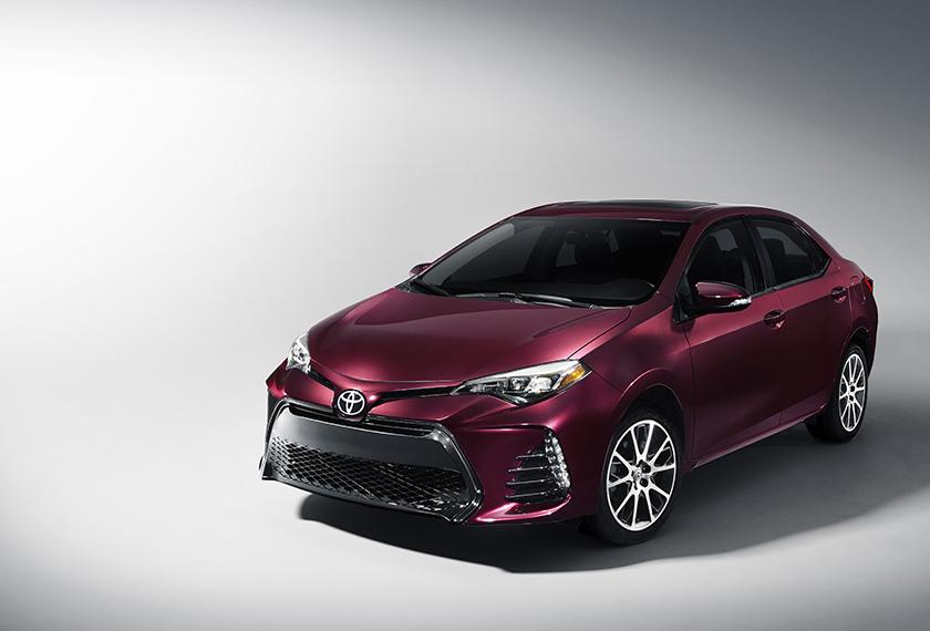 Toyota Corolla - Toyota