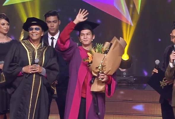 Amir bergelar Juara Akademi Fantasia 2016