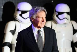 "UK firm fined over Harrison Ford injury on ""Star Wars"" set"