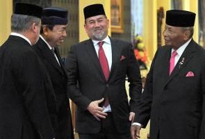 Sultan Muhammad V Yang di-Pertuan Agong ke-15