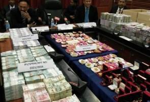 RM114.5 mil seizure in Sabah corruption case biggest in MACC history