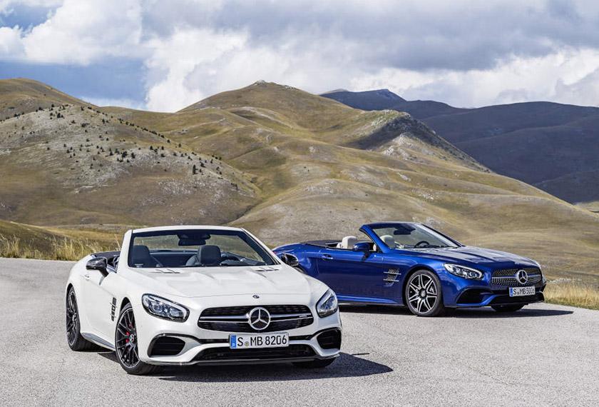 Mercedes-Benz SL - Daimler AG