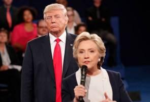 Clinton terlalu bertenaga, dicabar Trump jalani ujian dadah