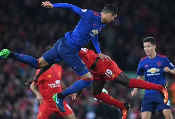 Liga Perdana Inggeris: Liverpool dan Manchester United terikat tanpa jaringan