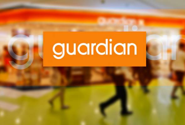 Malaysia:  Guardian own brand how halal-certified
