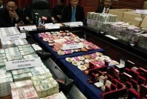 127 geran tanah dirampas dianggar bernilai RM30 juta - SPRM