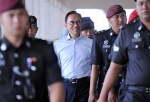 Saman Anwar untuk cabar Akta MKN ditolak