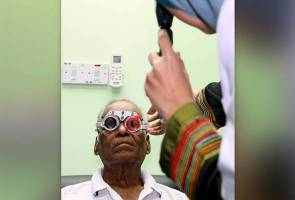 Over 400,000 M'sians have vision problems