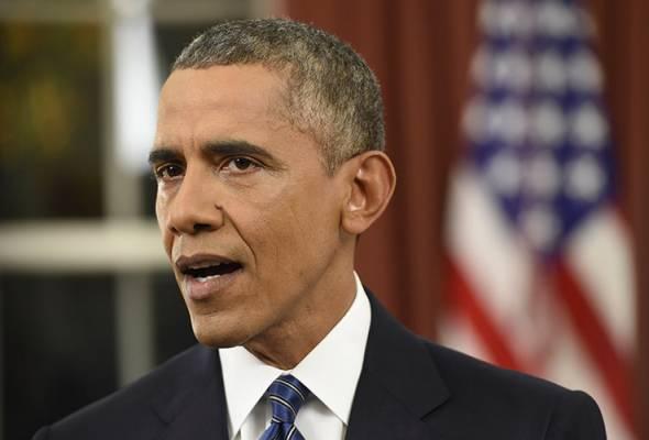 Trump pemimpin semberono - Obama