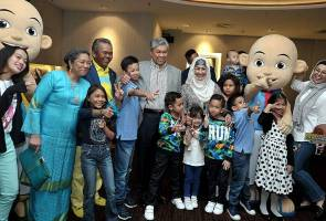 Local animation film industry needs to penetrate global market - Ahmad Zahid