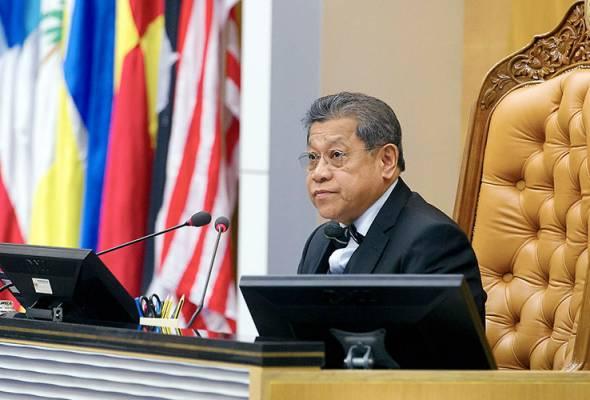 Ahli Dewan Rakyat tergamam, Pandikar 'amuk'