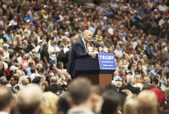 One Trump, but the emergence of many?