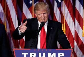 'Institusi AS tidak akan benarkan Trump lakukan sesuka hati'