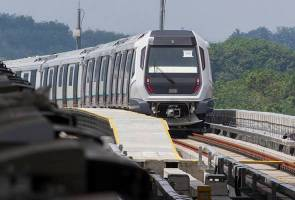 MRT services from Semantan to Kajang operational in July