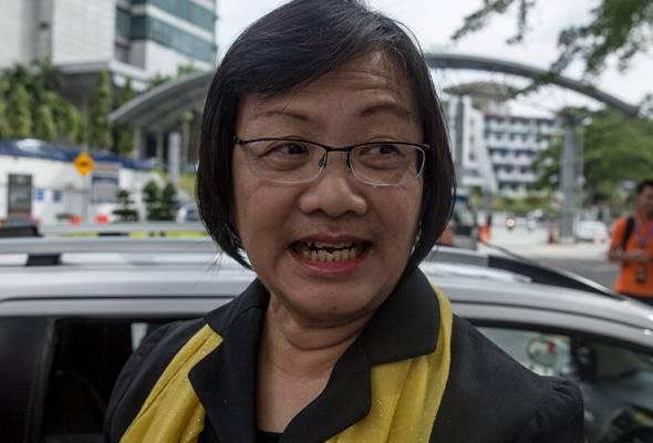 Maria Chin fail habeas corpus pohon dibebas serta merta daripada tahanan