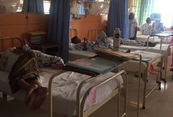 Pos Kemar bebas Malaria - Pemangku Pengarah Kesihatan Perak