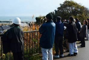 Kesemua 54 pelajar Malaysia di Fukushima, Jepun, selamat
