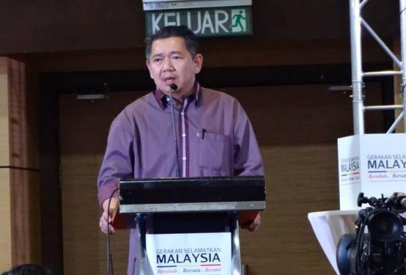 Tindakan Sarawak dikhuatiri undang campur tangan kuasa luar - Salahuddin