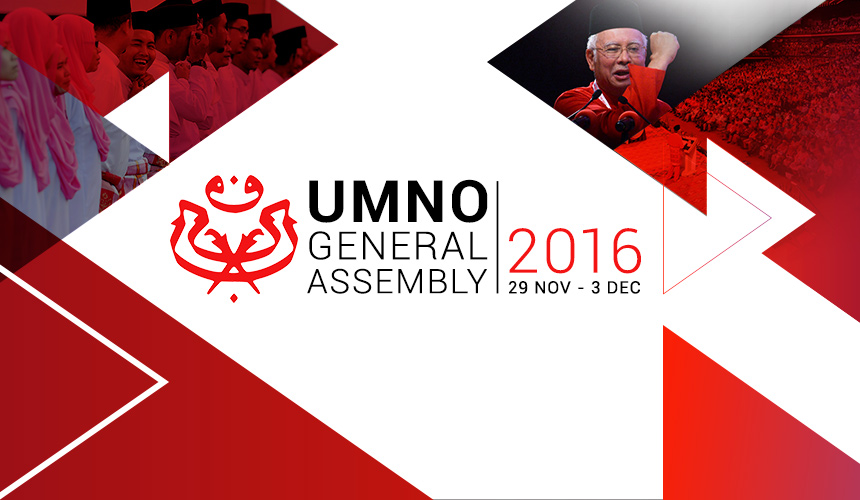 LIVE UPDATE: UMNO General Assembly 2016 (Day 1)