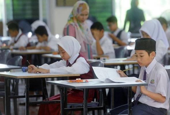 Jangan jadikan pelajar bahan uji kaji dasar dan format peperiksaan