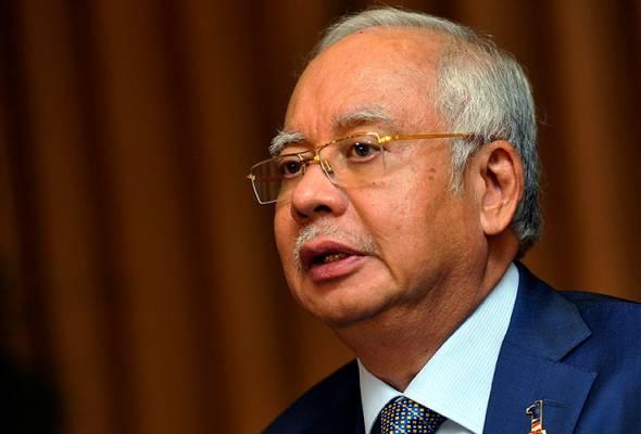 Bekas menteri persekutuan pernah minta dilantik jadi ketua menteri - PM Najib