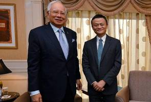 Jack Ma to launch Alibaba's regional distribution hub in Malaysia - sources