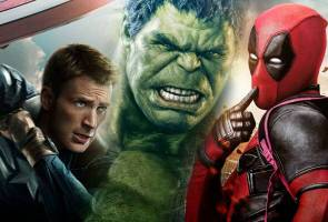 Captain America, The Hulk and Deadpool devastated over US election results