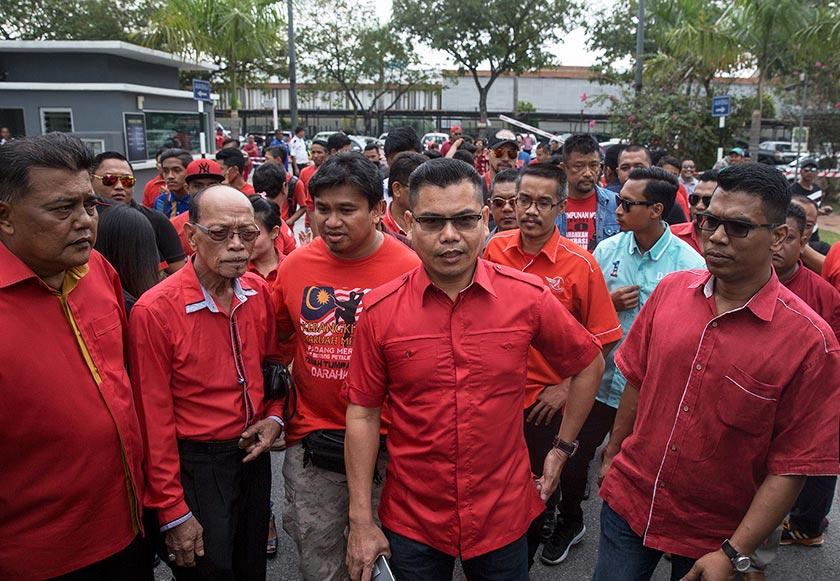 Walaupun perhimpunan Bersih menjadi sebahagian punca perniagaan Jamal jatuh, namun perjuangan kali ini bukan atas sifat dendam - Foto Astro AWANI / SHAHIR OMAR
