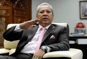 Gerakan Bersih yang bersifat politik menguntungkan BN - Annuar