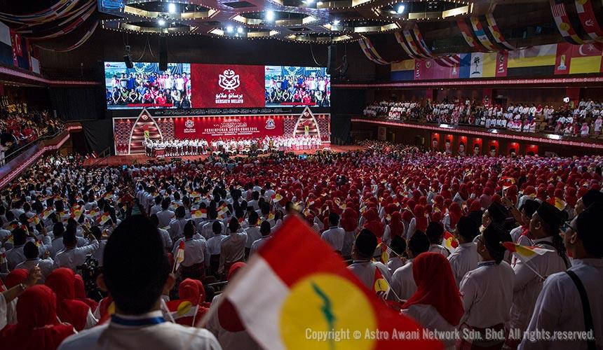 LIVE UPDATE: UMNO General Assembly 2016 (Day 2)