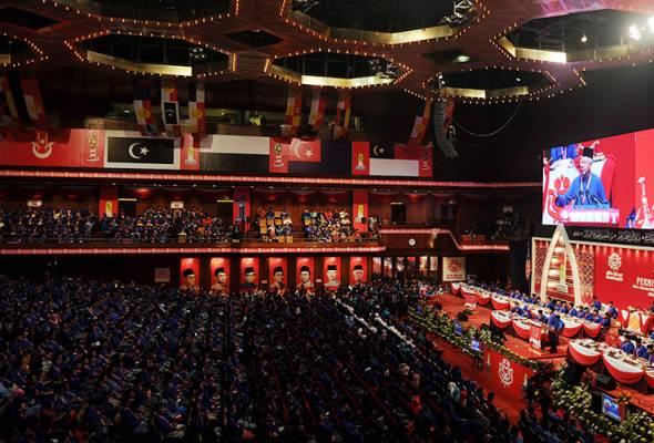 Setia kepada UMNO kerana perjuangan bukan taksub kepada Najib - MT UMNO