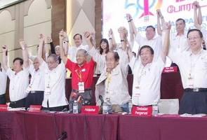 Kerana dendam kesumat, Mahathir sanggup diperkudakan DAP