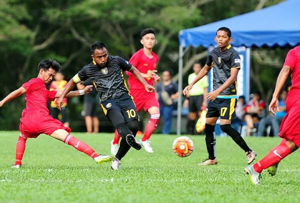 Malaysia tewaskan Vietnam 4-0 Kejohanan Bola Sepak Orang Pekak Asean