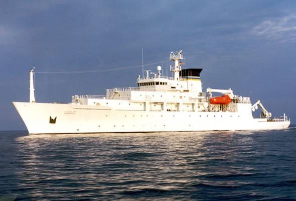 China rampas dron dalam laut milik tentera AS di Laut China Selatan