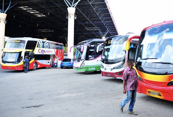 Lebih ramai rakyat Malaysia beli tiket bas ekspres menerusi aplikasi CatchThatBus