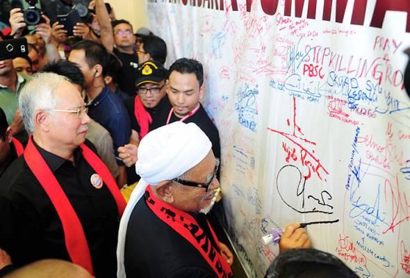 Himpunan solidariti ummah untuk Rohingya dapat perhatian OIC - PM Najib