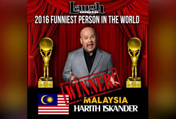 'Saya mahu satukan dunia dengan humor gaya Malaysia' - Harith Iskander