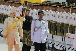 Agong and his deputy, the right combination