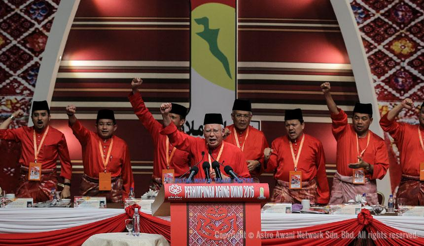 LAPOR LANGSUNG: Perhimpunan Agung UMNO 2016 (Hari Akhir)