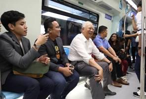 PM to launch Phase One of MRT Sungai Buloh-Kajang line tomorrow